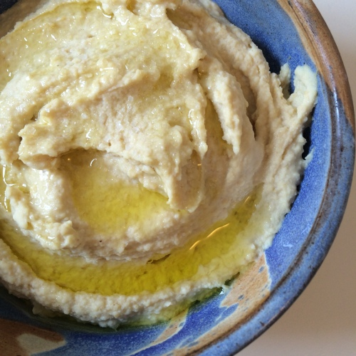 Hooray for Hummus by loopylocks