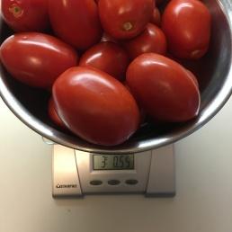 Roasted Tomato & Garlic Soup by loopylocks