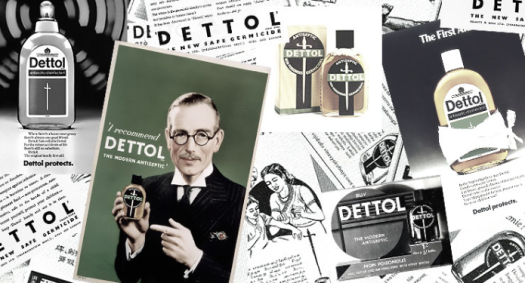 Dettol-protecting health for over 80 years