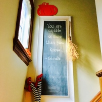 Wizard of Oz Halloween decor by loopylocks