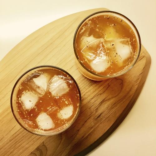 a proper bajan rum punch