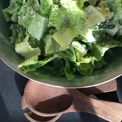 The Anti-Caesar Salad Dressing by loopylocks