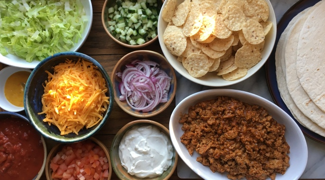 Taco Night Made Easy by loopylocks