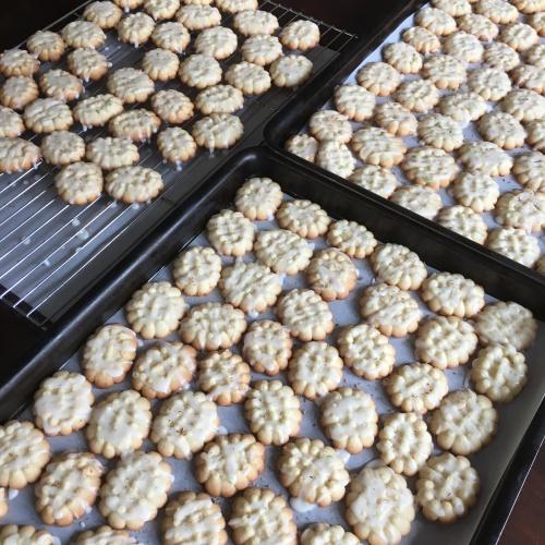 Rum Punch Cookies by loopylocks